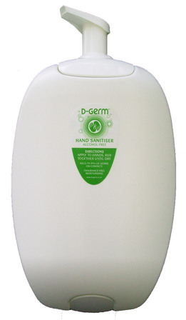Hand Sanitiser - Wall Dispenser - D-Germ