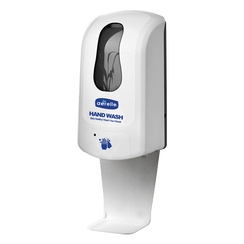 Touch Free Foaming Soap Dispenser - Aerelle