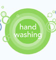 History of hand washing